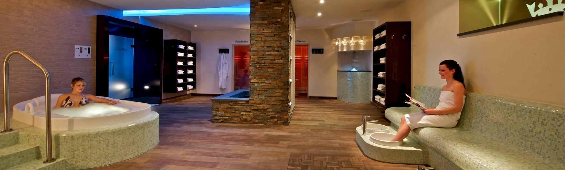 First-Class Hotel in der Innenstadt von Münster mit großzügigem Wellnessbereich