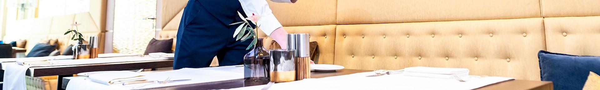 Das Gebriel's ist ein empfehlenswertes Restaurant am Bahnhof Münster