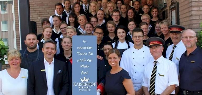Jobs in der Hotellerie und Gastronomie in Münster