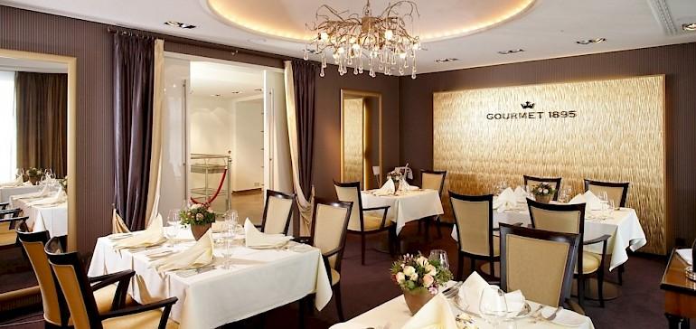 1-Sterne-Restaurant Gourmet 1895 in Münster, NRW
