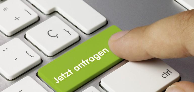 Onlineanfrage für Firmenfeiern im Kaiserhof Münster