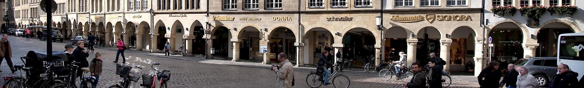 In der Rubrik in und um Münster erfahren Sie alles wissenswerte rund um Ihren Aufenthalt in dieser tollen Stadt