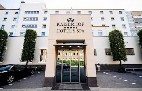 Impressionen vom Hotel Kaiserhof