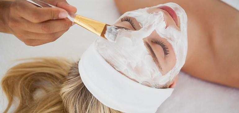 Kosmetische Gesichtsbehandlungen im Kaiserhof Beauty & Spa Münster