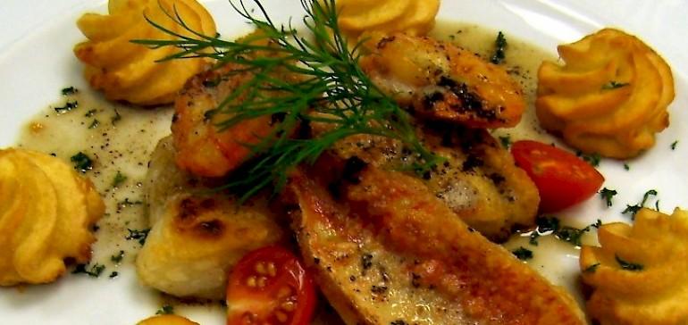 Menü des Monats im Restaurant Gabriel's Münster
