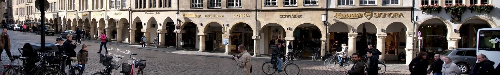 Münster entdecken ist das beliebteste Hotelarrangement unserer Gäste