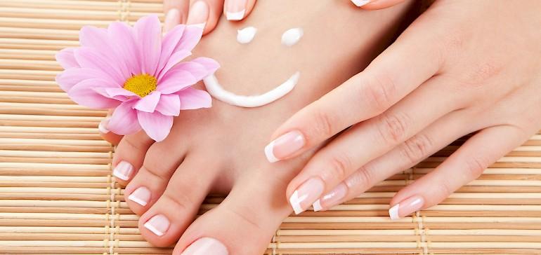 Wellness- und Kosmetikangebote in Münster für Gesicht, Hände und Füße