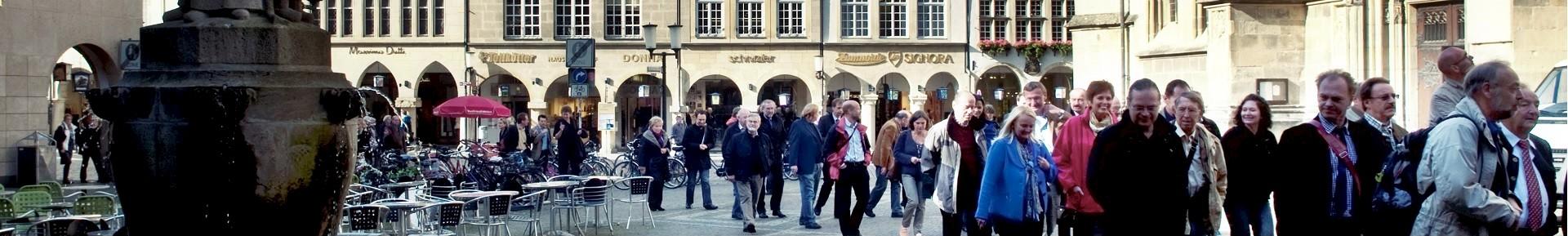 Show im GOP erleben, Münster entdecken und in einem zentralen Hotel übernachten