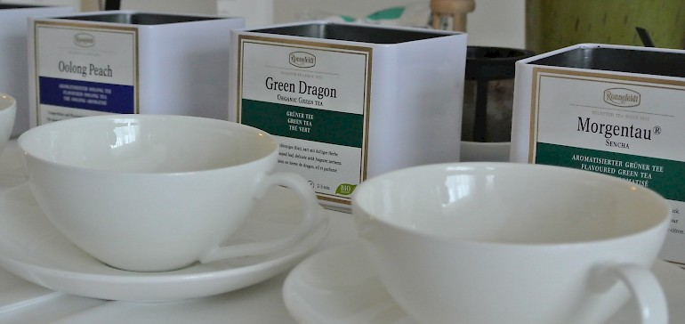 British Teatime im Kaiserhof Münster