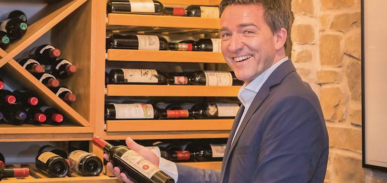 Buchen Sie eine Weinprobe im Weinkeller des Kaiserhofs in Münster