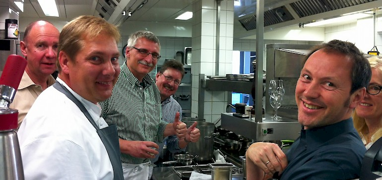 Kochkurse im Sterne Restaurant NRW