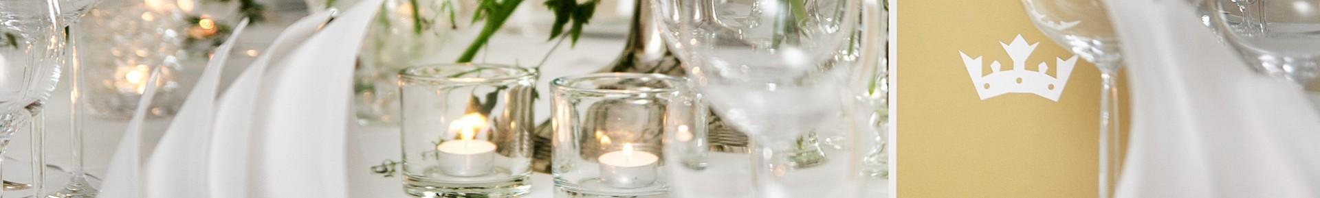 Bankettraum Salon für private Veranstaltungen und Feiern
