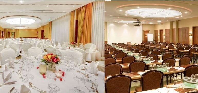 Veranstaltungsraum Kaisersaal für Tagung und Bankett