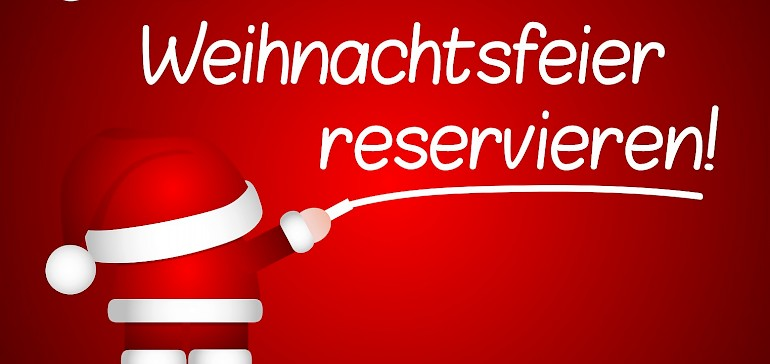 Feiern Sie Ihre Weihnachtsfeier im Hotel Kaiserhof Münster mit tollen Angeboten