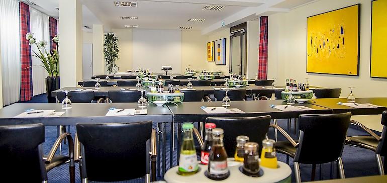 Moderner Tagungsraum Münstersaal im Kaiserhof
