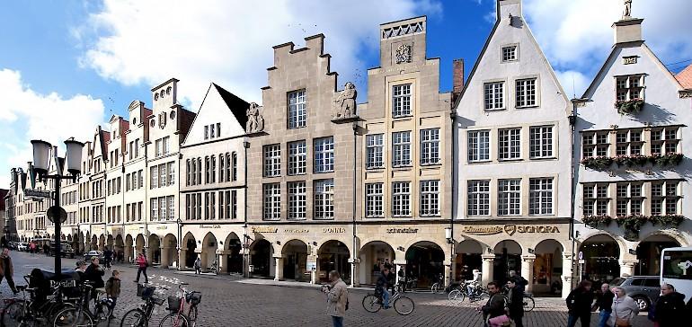 Nutzen Sie unsere Tipps rund um Ihren Münster-Besuch
