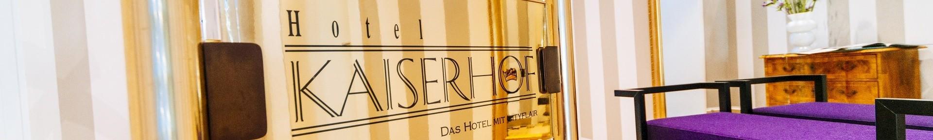 Datenschutzhinweise Hotel Kaiserhof Münster