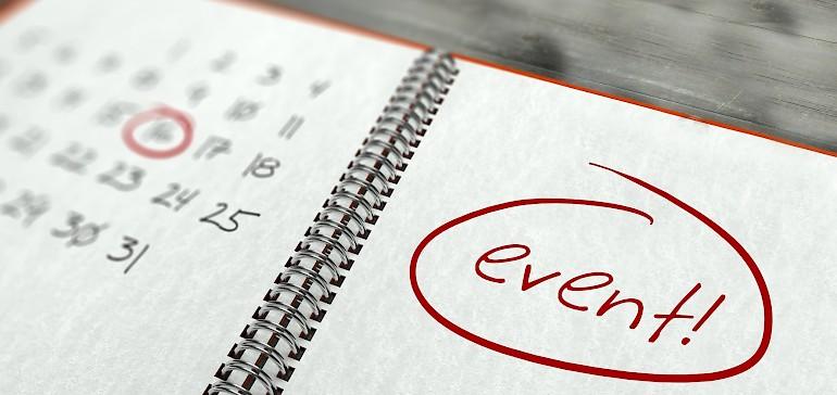 In unserem Eventkalender geben wir Ihnen eine Übersicht über alktuelle Veranstaltungen in Münster
