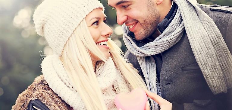 Zwei zu zweit steht bei den beliebstesten Valentinsgeschenken ganz oben