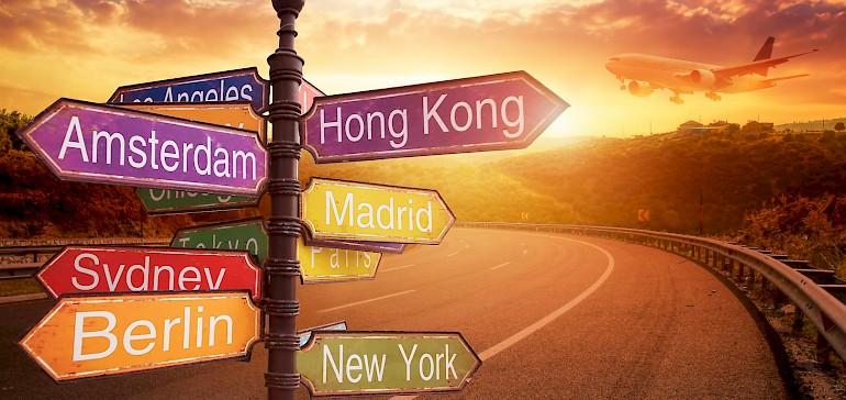 Ob Business-Knigge oder Reise-Knigge, in jedem Land gibt es unterschiedliche Verhaltensregeln