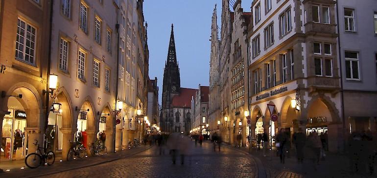 Kleiner Exkurs ins Münsterländer Platt für den nächsten Besuch in Münster