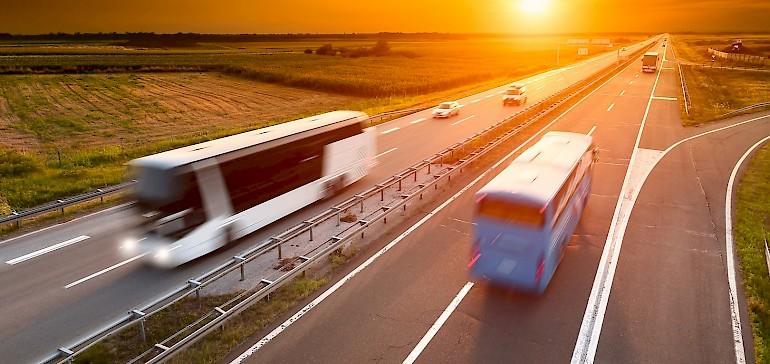 Der Vergleich: Fernbus vs. Bahn. Finden Sie heraus, welches Transportmittel für Sie besser ist!