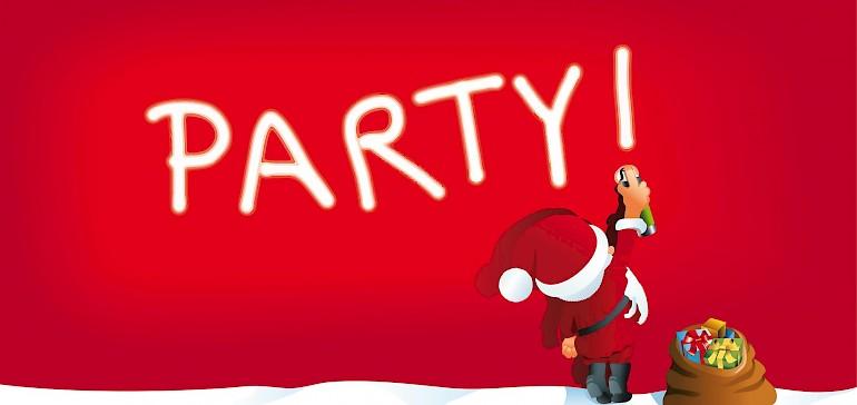 Zeit für die Weihnachtsfeier! Aber welches Outfit ist Party-tauglich und was gibt es sonst zu beachten?