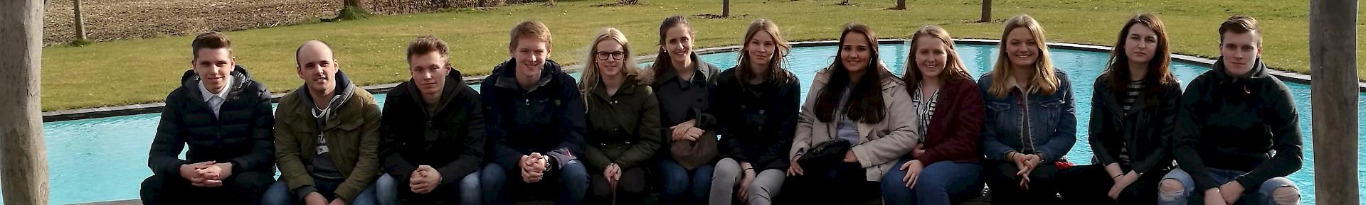 Azubis-on-Tour heißt die Schulungsreihe im Hotel Kaiserhof Münster, die die Auszubildenden monatlich oft außerhalb des Betriebes lernen lässt
