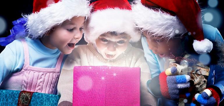 Weihnachtstraditionen international, aufregendes Weihnachtsfest