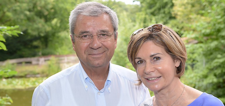 Eigentümerfamilie Peter und Anne Cremer