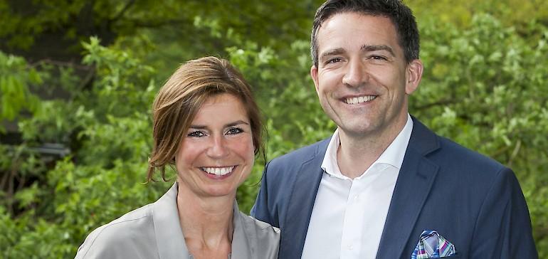 Pächterfamilie Anja und Kay Fenneberg
