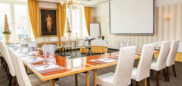 Stilvolle Tagungsräume mit moderner Technik