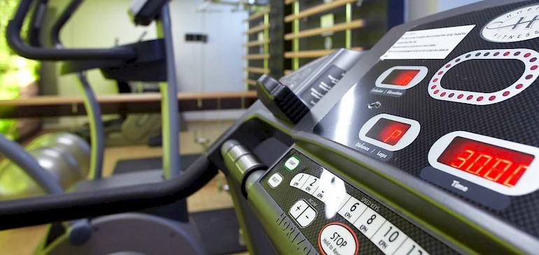 Hochwertige Fitnessgeräte von Technogym