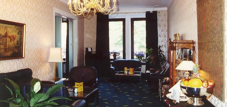 Die damalige Lobby, ca. 90er Jahre