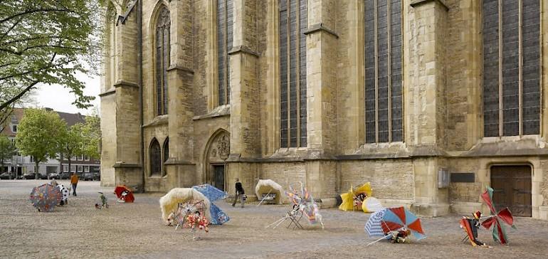 Skulptur-Projekt aus dem Jahr 2007