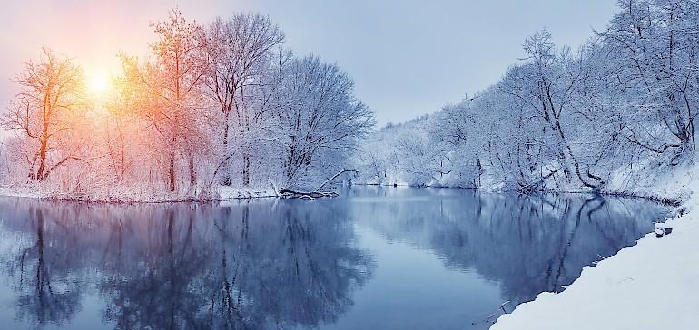 Beim Winterblues sollte man sich bewusst auf die schönen Seiten des Winters konzentrieren.