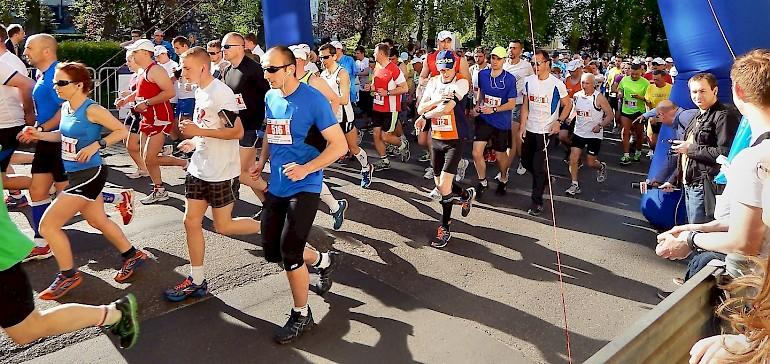 Ob Zuschauer oder Teilnehmer, bei der Vielzahl an Sportveranstaltungen in Münster ist für jeden etwas dabei
