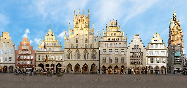 Städtereisen nach Münster: Eine Hommage an die lebenswerteste Stadt der Welt