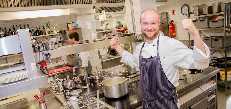 Ausbildung zum Koch: Ist wirklich alles so negativ, wie es immer dargestellt wird?
