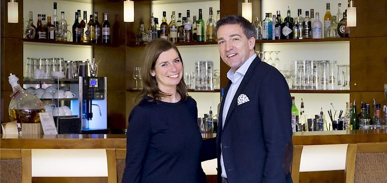 Gastgeber des Hauses sind Anja und Kay Fenneberg