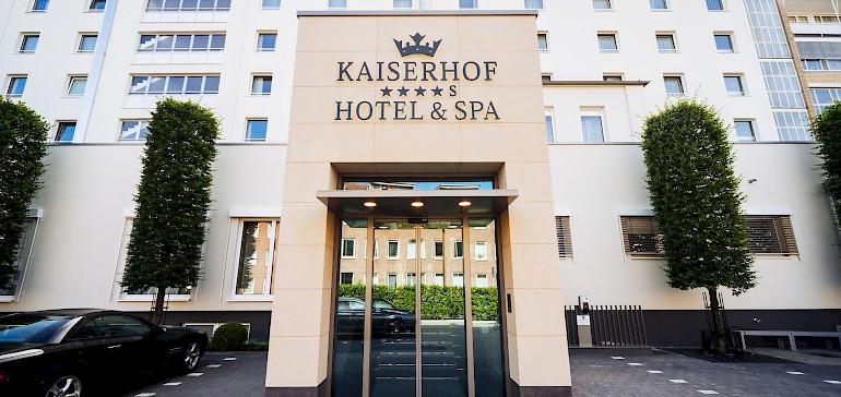 Das Hotel Kaiserhof liegt direkt gegenüber dem Bahnhof Münster und ist somit für die Auszubildenden hervorragend zu erreichen