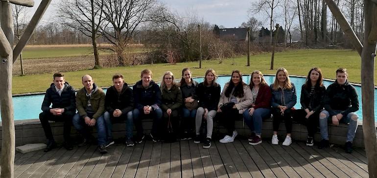 Ausflug zu einer Eventlocation im Münsterland