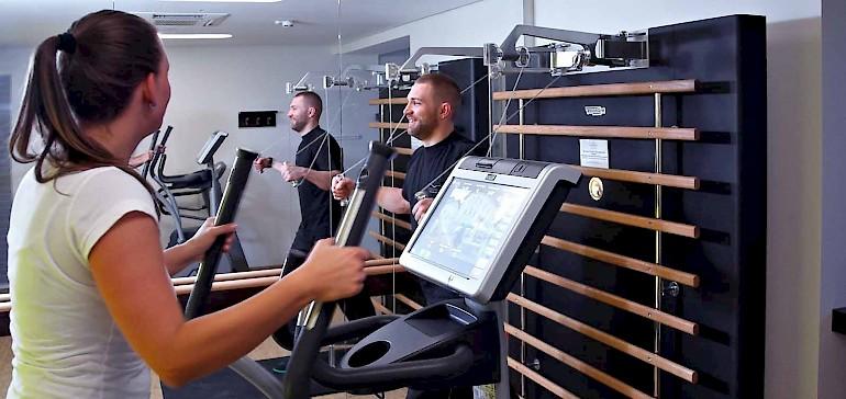 Arbeiten Sie auch im Hotel an Ihrer Cardio-Fitness