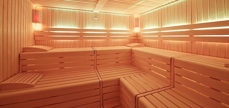 Im Herzen von Münster bietet der Kaiserhof eine Finnische Sauna, eine Biosauna und ein Dampfbad
