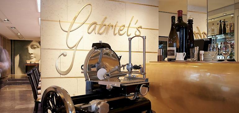 Das Gabriel's ist ein gutes Restaurant in Münster Centrum