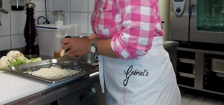 Unser Kochkurs eignet sich sowohl für Anfänger als auch Fortgeschrittene