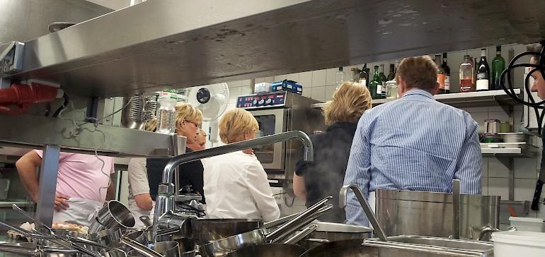In unserem Restaurant in Münster finden regelmäßig Kochkurse statt