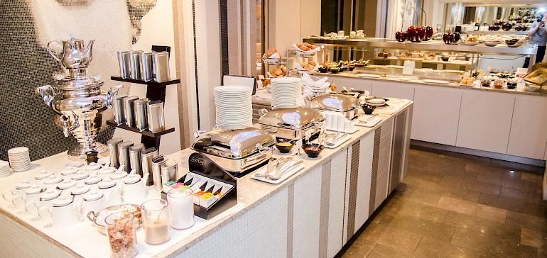 Wenn Sie zu uns in Münster frühstücken kommen bieten wir neben Kaffee auch eine große Auswahl an Teesorten