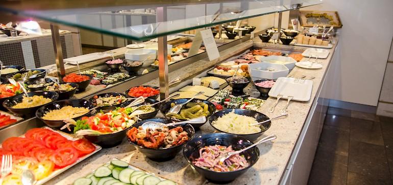 Gesunde Speisen für einen guten Start in den Tag mit einem Frühstück in Münster-Innenstadt