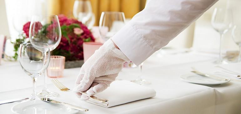 Schon für die Vorbereitung Ihrer Hochzeit nehmen wir uns viel Zeit